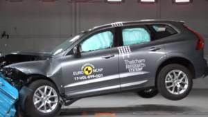 Los 7 coches más seguros de 2017 (lo dice Euro NCAP)