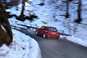 Comparativa Renault 5 Turbo 2 vs Lancia Delta HF Integrale