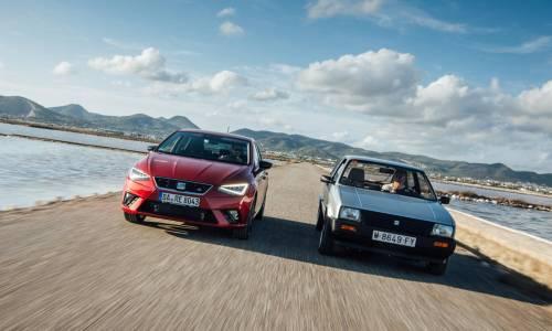 Las cinco claves de la evolución del SEAT Ibiza