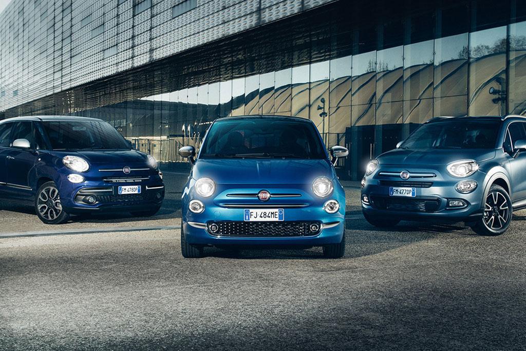 Familia Fiat 500 Mirror