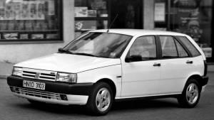 El Fiat Tipo cumple su 30 aniversario (fotos)