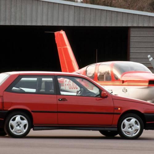 El Fiat Tipo cumple su 30 aniversario