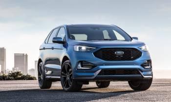 Ford Edge 2019: un V6 de 340 CV para la versión ST que verás en Detroit