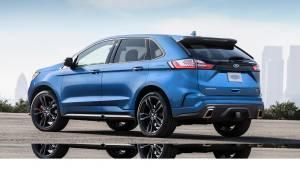 Ford Edge 2019: un V6 de 340 CV para la versión ST que verás en Detroit (fotos)