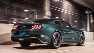 Ford Mustang Bullit 2018: la sorpresa de la marca para Detroit (fotos)