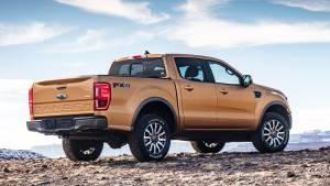 Ford Ranger 2019: datos de la nueva pick-up norteamericana (fotos)