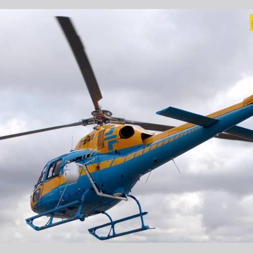 Todo lo que debes saber sobre los helicópteros Pegasus de la DGT