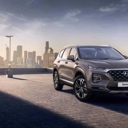 Hyundai Santa Fe 2018, así será la cuarta generación del todocamino
