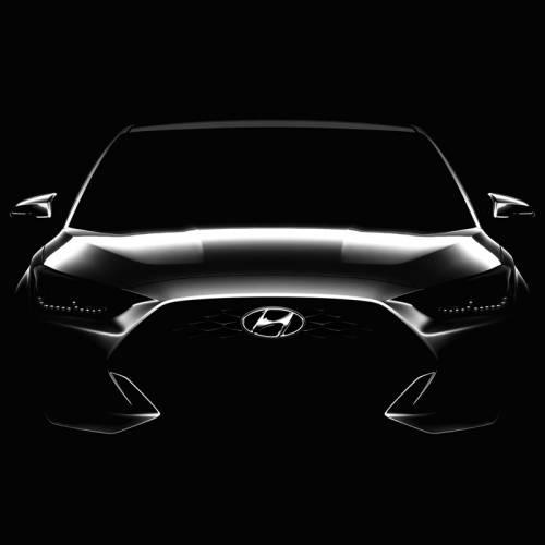 El Hyundai Veloster se da a conocer hoy en Detroit