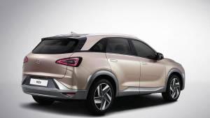Hyundai NEXO: la nueva generación de eléctricos de pila de combustible (fotos)