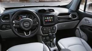 Jeep Renegade 2018: más tecnológico y personalizable