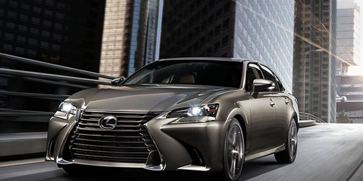 Lexus GS 300h, ahora con acabado Edition especial para empresas