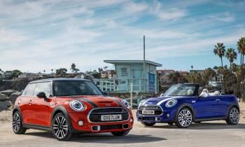 MINI prepara la actualización de sus modelos 3 puertas y Cabrio para Detroit