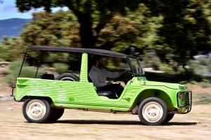 Comparativa Citroën Mehari, Volkswagen Tipo 181, Mini Moke