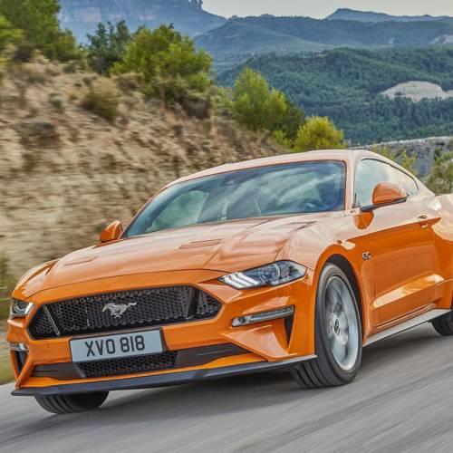 Estos son los precios del Ford Mustang 2018