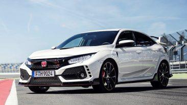 Mejores motores de 2018: Honda Civic Type R