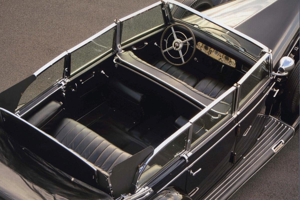 Mercedes benz 770k grosser offener tourenwagen el coche for Mercedes benz 770 for sale