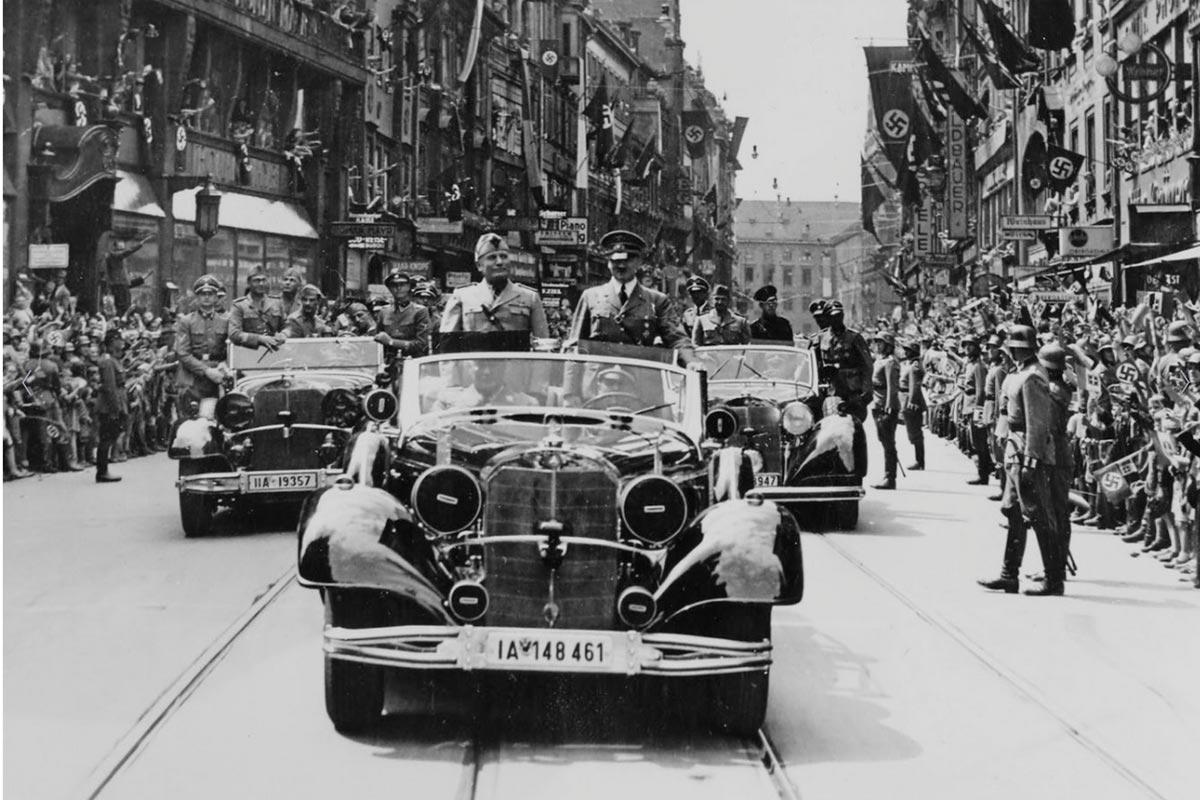 Mercedes-Benz 770K Grosser Offener Tourenwagen: el coche de Hitler sale a subasta