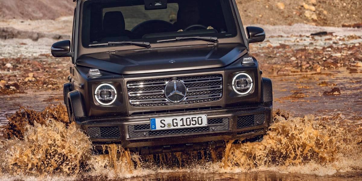 Mercedes-Benz Clase G 2018, ya tiene precio para España