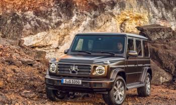 Mercedes-Benz Clase G 2018: estética actualizada, mayor tecnología