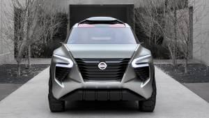 Nissan Xmotion Concept: así serán los modelos de la marca para 2020 (fotos)