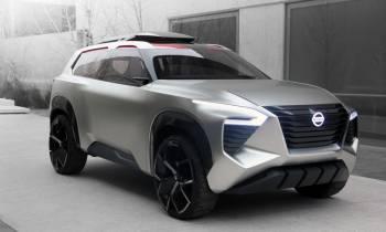 Nissan Xmotion Concept: así serán los modelos de la marca para 2020