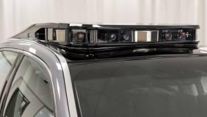 Toyota descubre su nueva plataforma de conducción autónoma