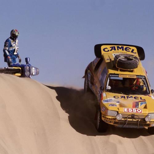 Las 10 anécdotas de Peugeot en el Dakar