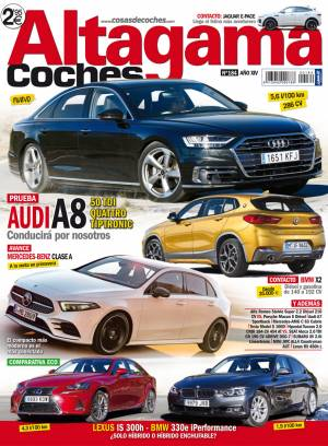 Revista Altagama Motor Número 184