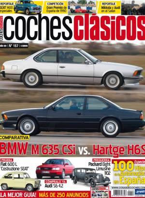 Revista Coches Clásicos Número 157