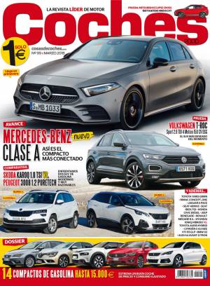 Revista Coches – número 99
