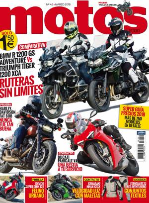 Revista Motos – número 42