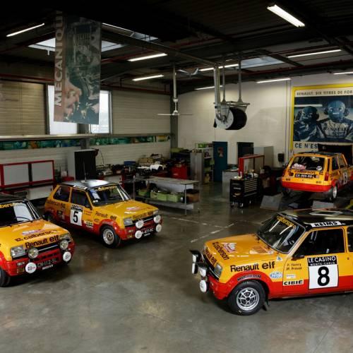 """El """"otro"""" Rally Montecarlo: aquí verás estos Renault 5"""