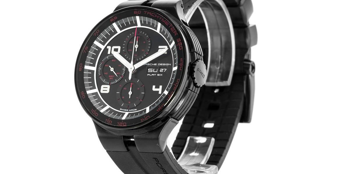 Cinco relojes con alma de coche que vas a querer