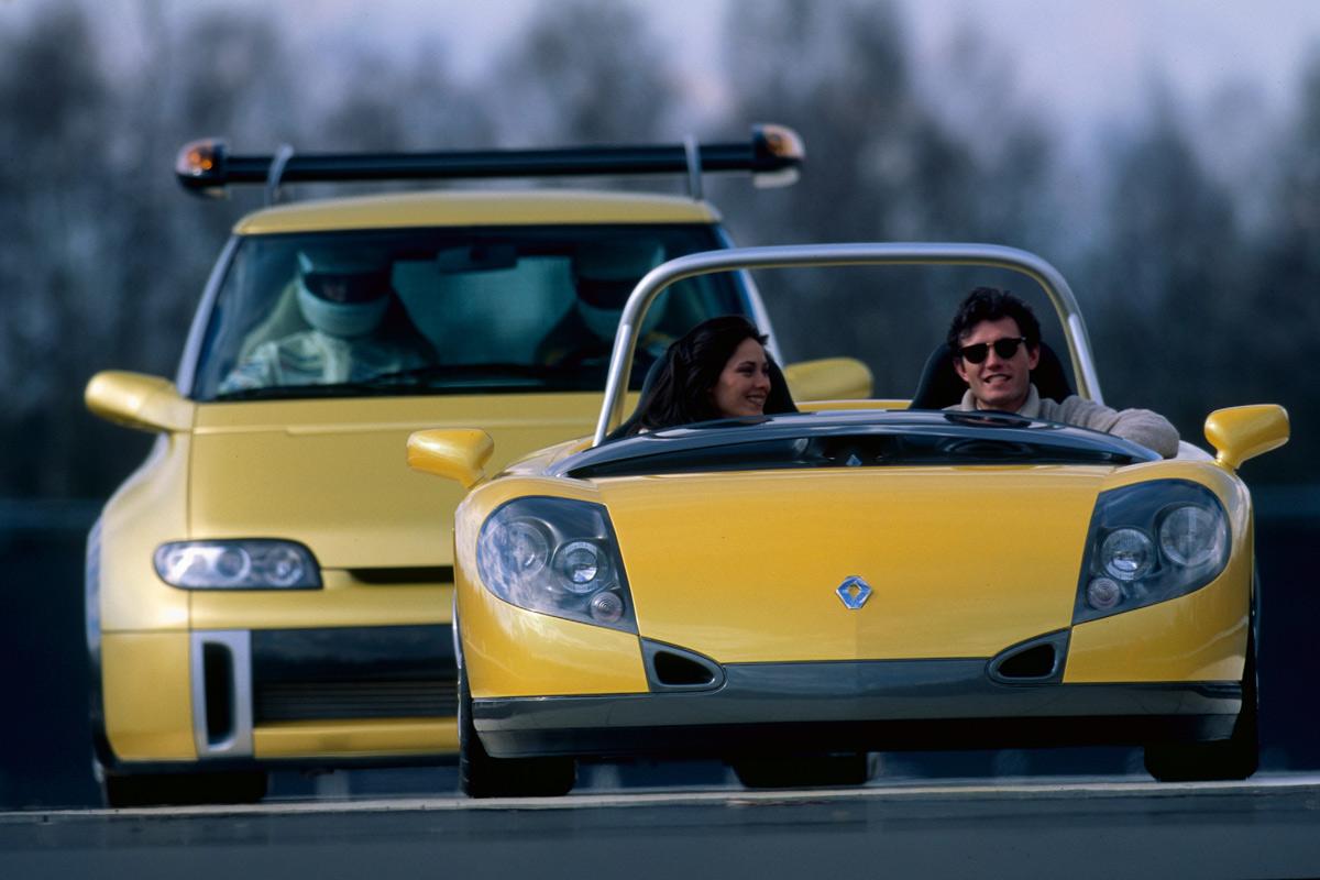 Prueba Renault Sport Spider (fotos)
