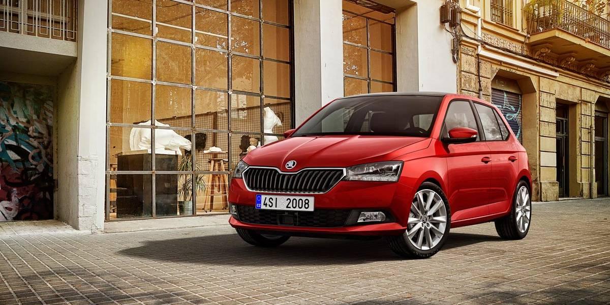 Škoda Fabia 2019: ya tiene lugar para su estreno, que será en Ginebra