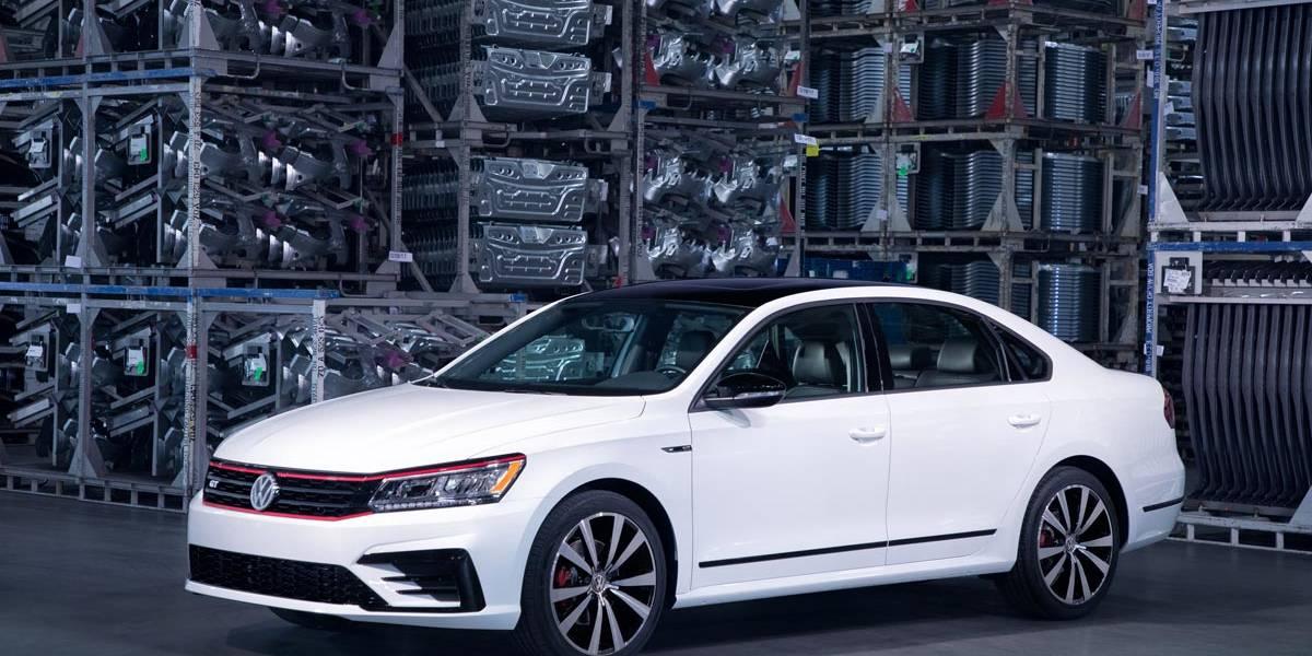 Volkswagen Passat GT: la versión deportiva para Estados Unidos