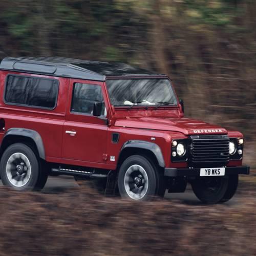 Land Rover Defender Works V8, la leyenda renace en formato limitado