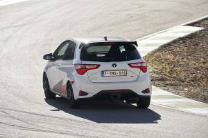 Prueba Toyota Yaris GRMN Castelloli
