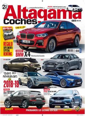 Revista Altagama Motor Número 185