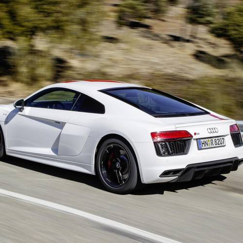 Prueba Audi R8 V10 RWS: 540 CV de tracción trasera