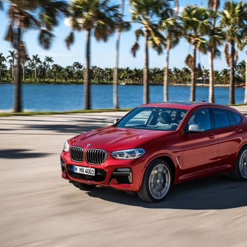 BMW X4 2018, toda la información y primeras imágenes