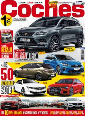 Revista Coches – número 100