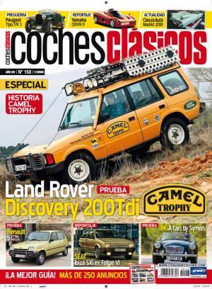 Revista Coches Clásicos Número 158