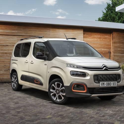 Citroën Berlingo 2018, máxima modularidad ¡y con airbump!