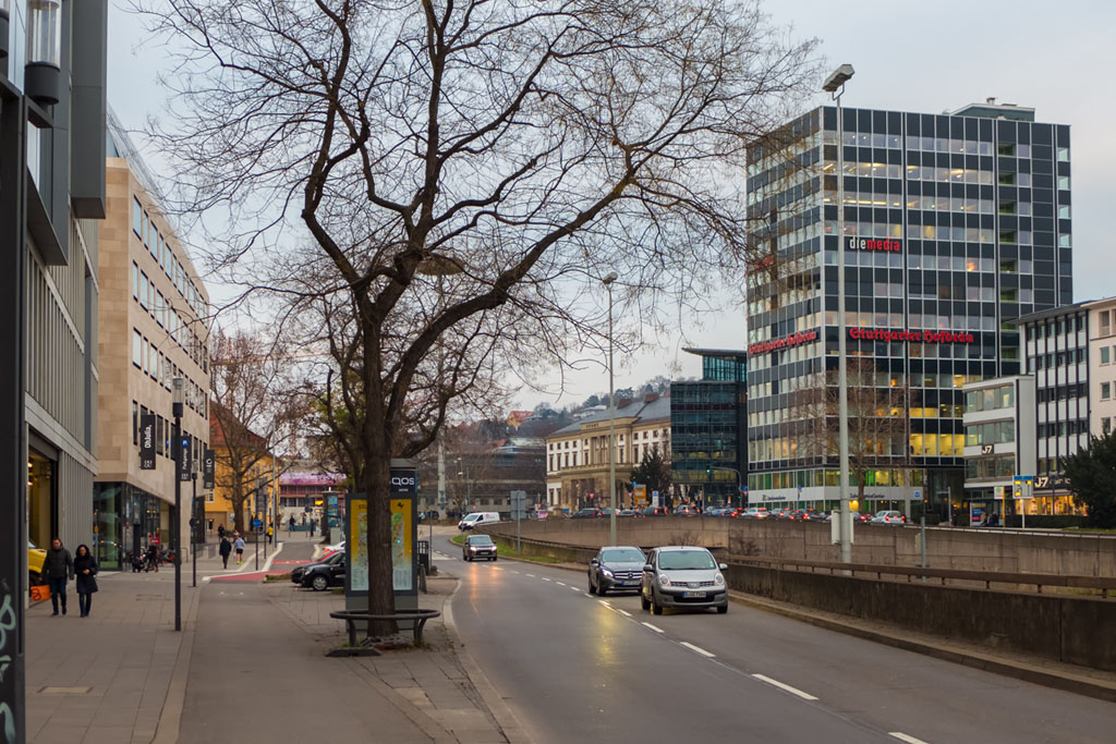 Ciudades alemanas pueden prohibir la circulación de coches diésel