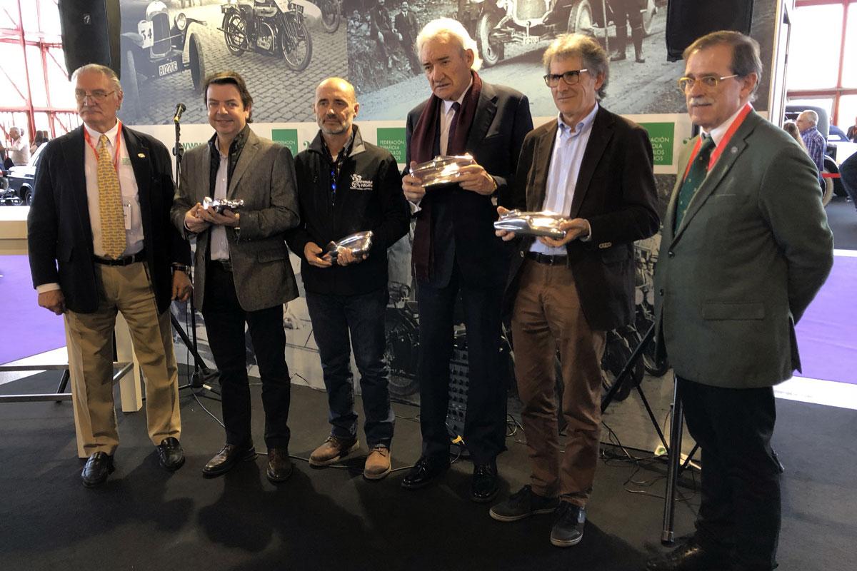 ClassicAuto 2018 Premios FEVA