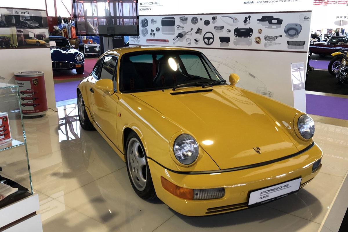 ClassicAuto 2018 Porsche 964 Carrera RS