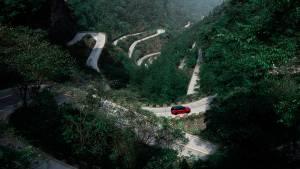 Dragon Challenge con el Range Rover Sport (fotos)