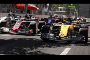 Juego F1 2017